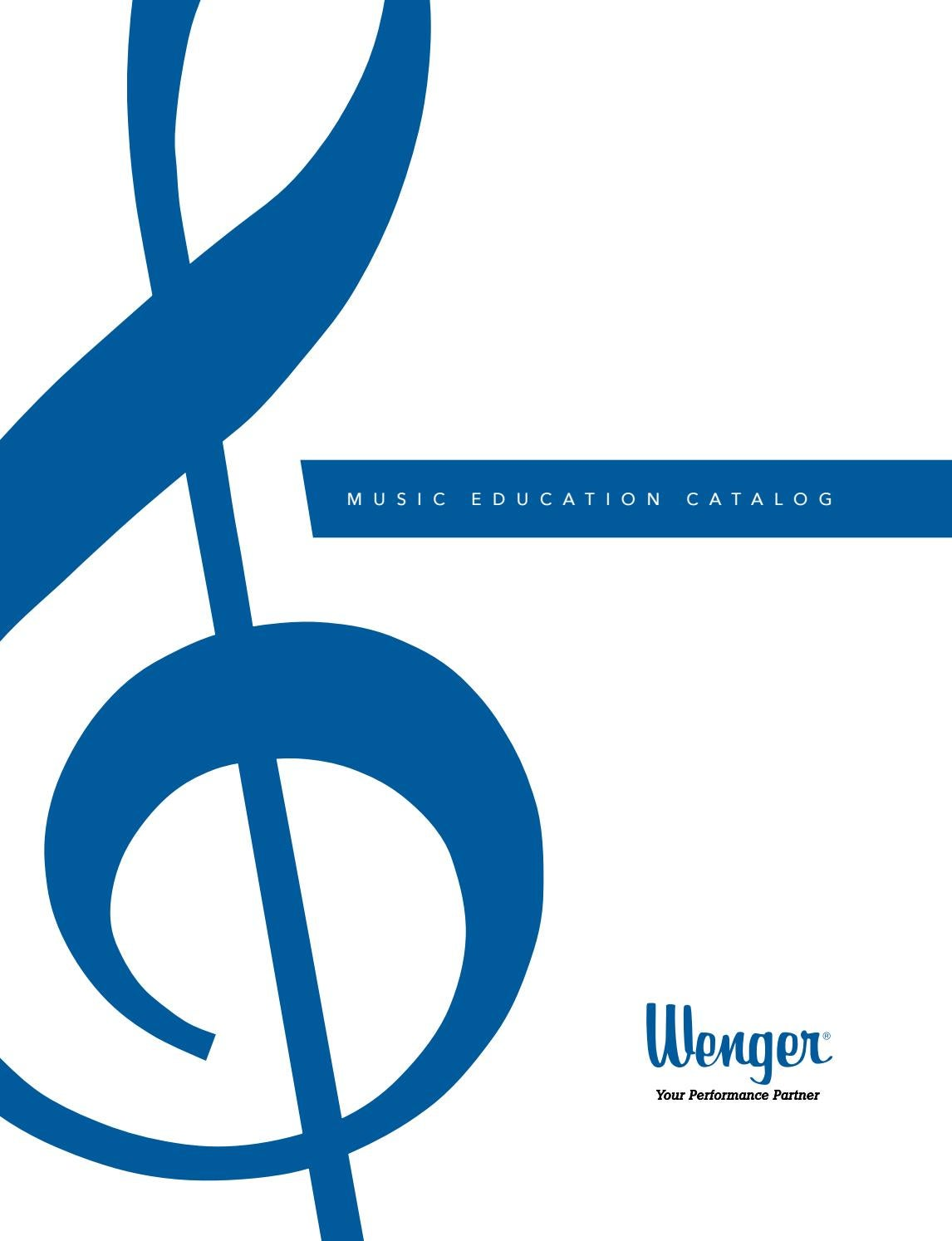 Wenger Music Education Catalog By
