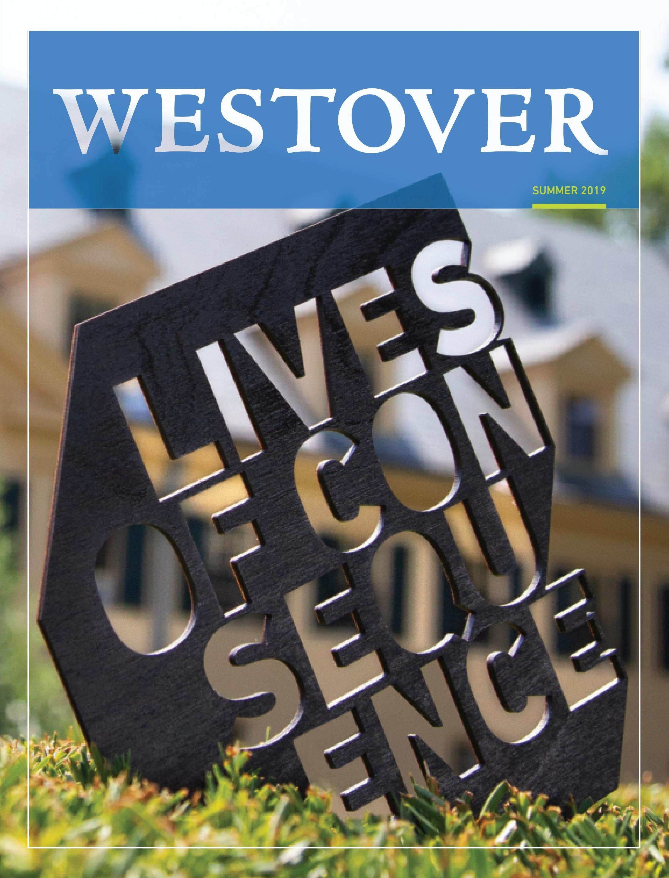 Westover Summer Magazine 2019 By Westover School Issuu