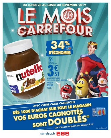 Le Mois Carrefour 1 By Yt Tubers 2019 Issuu
