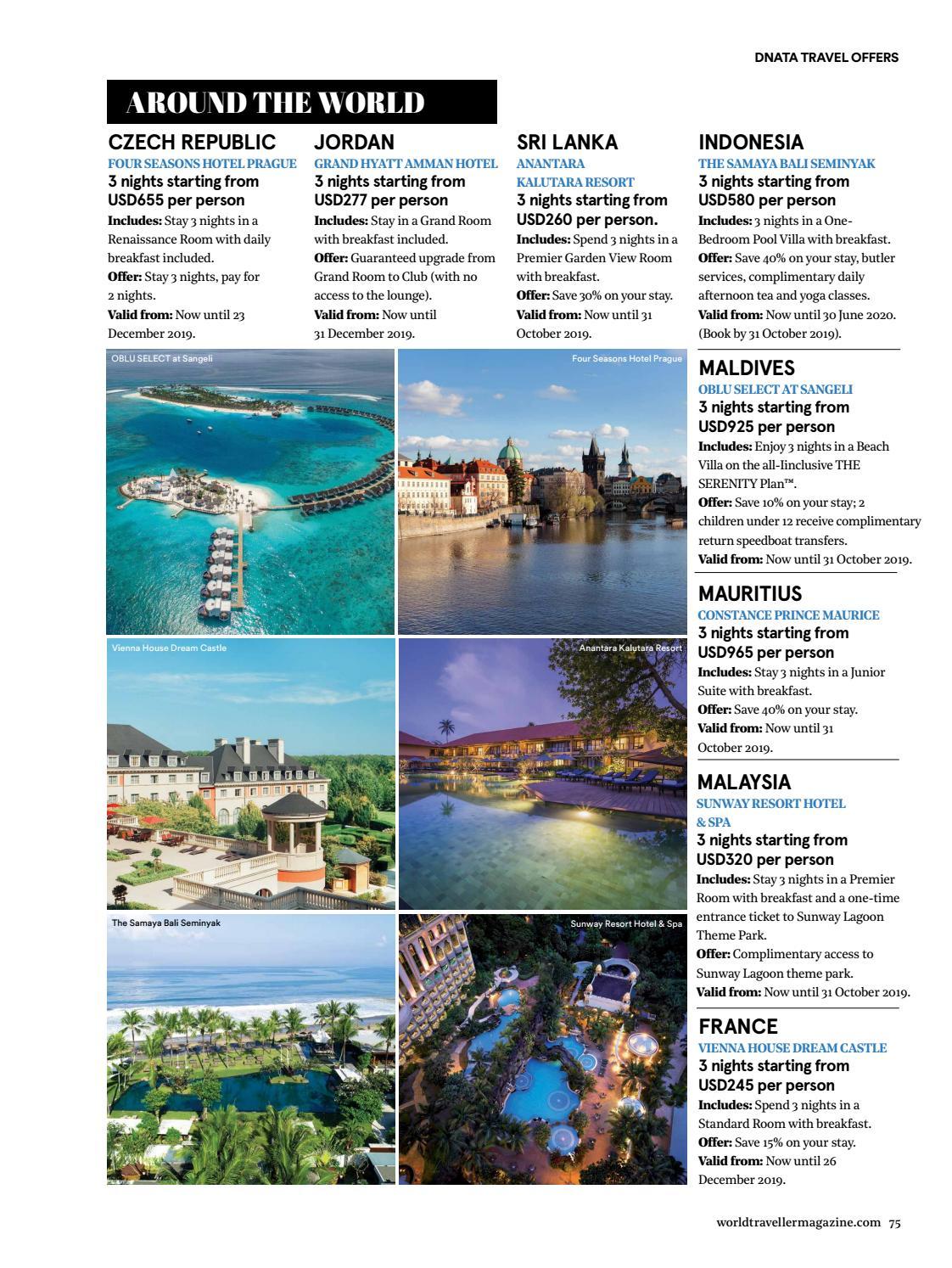 World Traveller October 19 By Hot Media Issuu