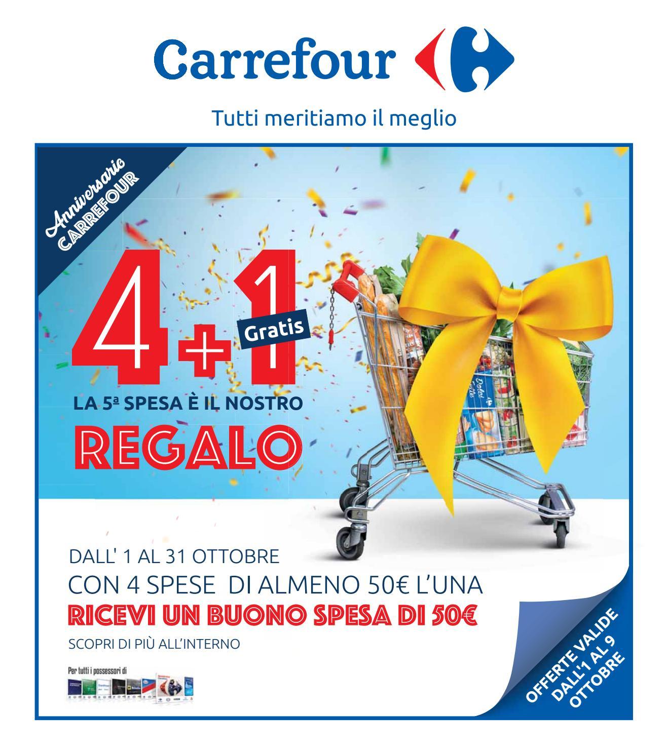 Materasso Gonfiabile Matrimoniale Carrefour.Carrefour 9ott By Best Of Volantinoweb Issuu