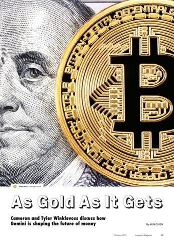 Page 47 of Cover Story: As Gold As It Gets