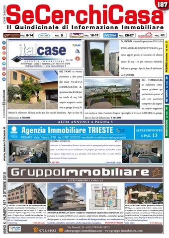 Secerchicasa Edizione Pesaro 187 Ottobre 2019 By Secerhicasa