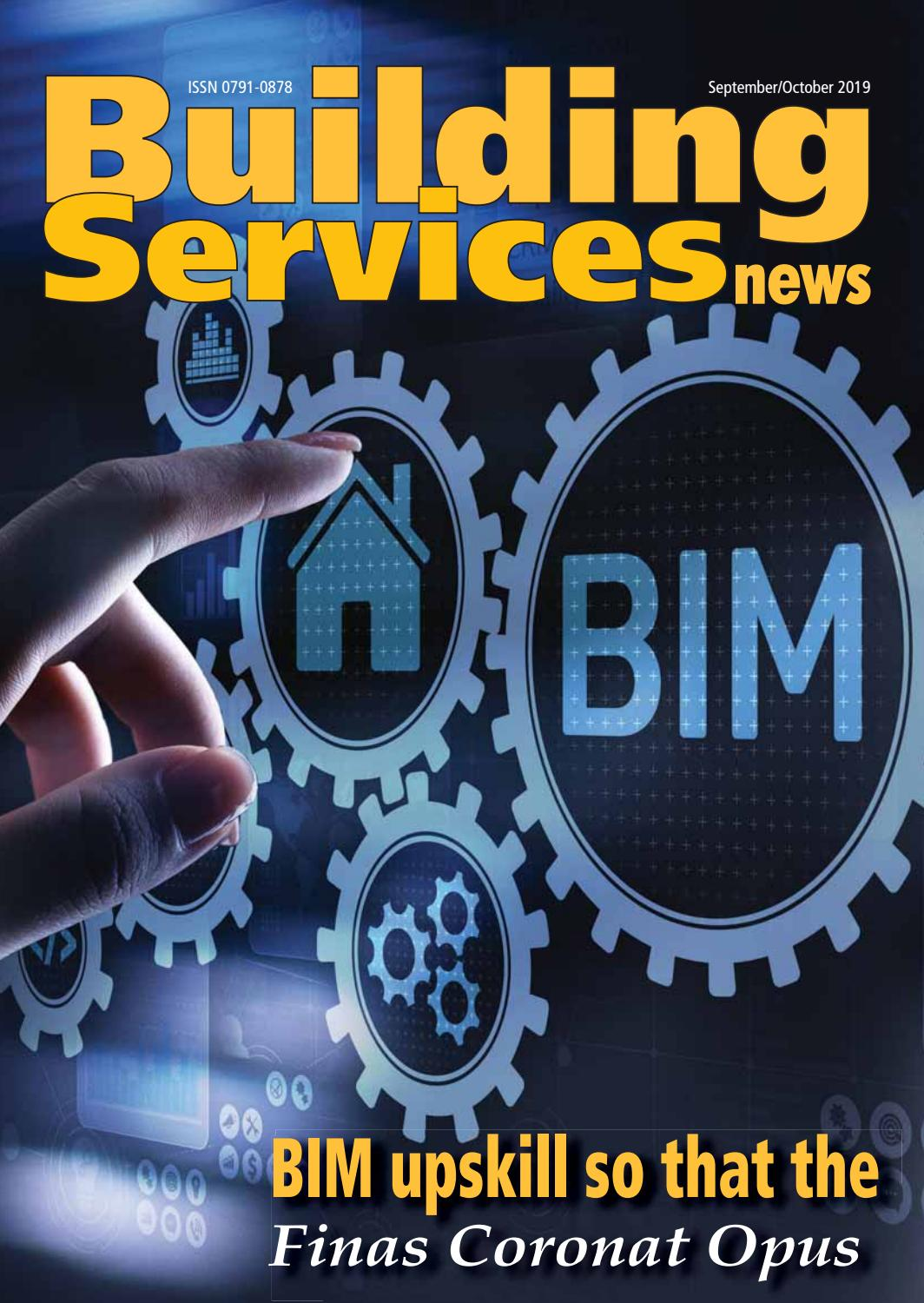 Building Services News Sept Oct 2019 By Pat Lehane Issuu