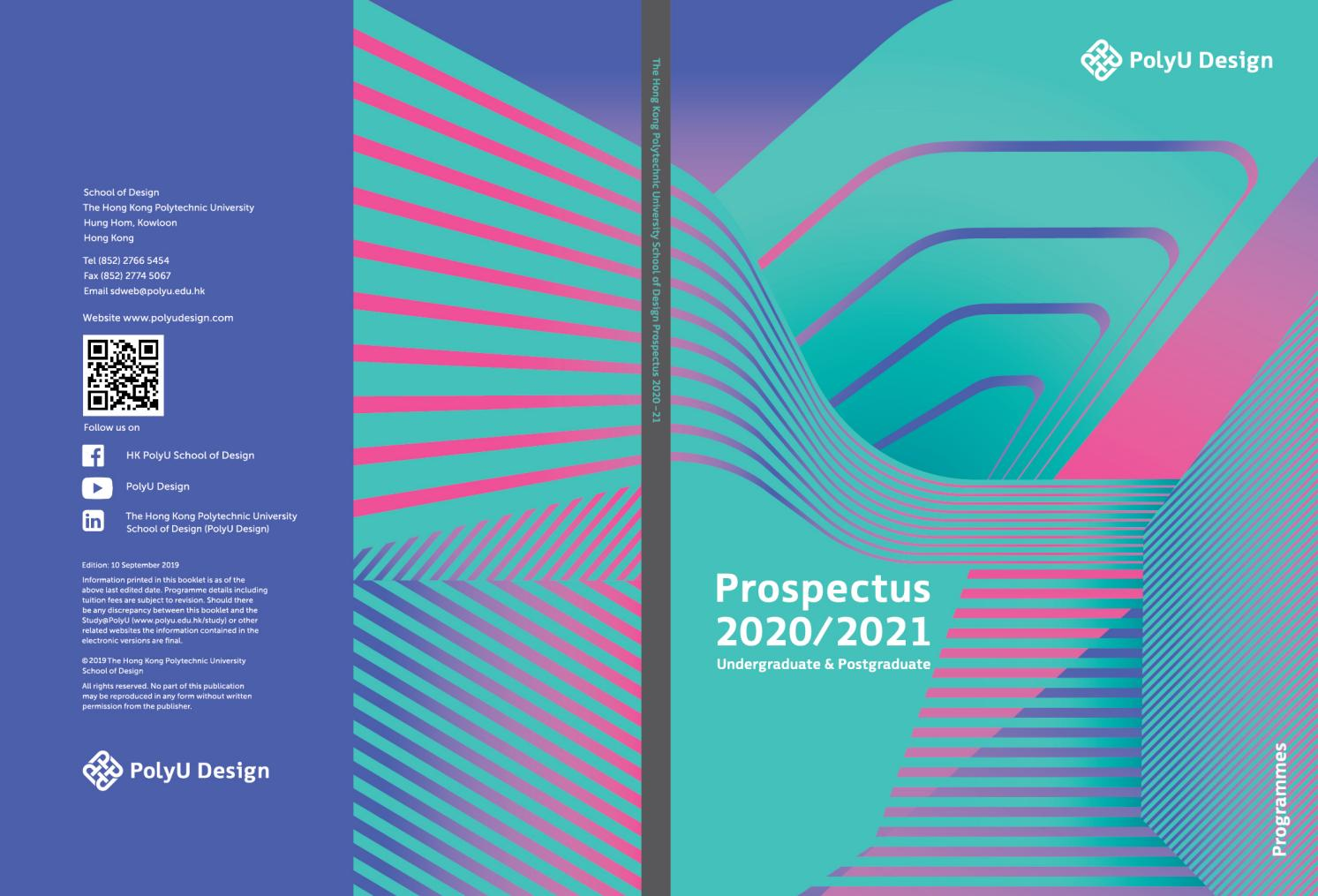 Polyu Design 2020 2021 Prospectus Programmes By Polyu Design Issuu