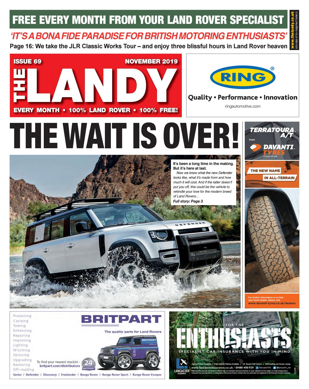 For Land Rover Range Rover 2015 Rear Brake Pad Set NewParts Premium Ceramic