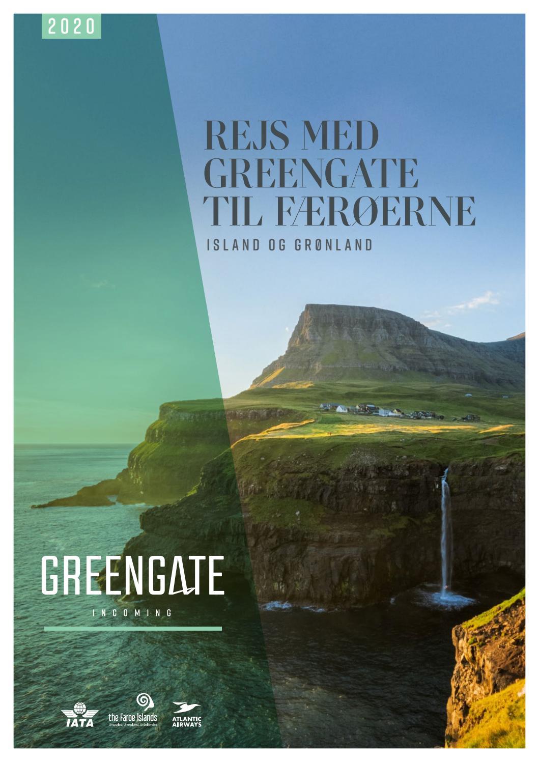 Rejser Til Faeroerne 2020 By Greengate Incoming Issuu