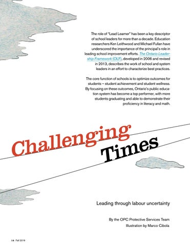 Page 14 of Challenging Times: Leading through labour uncertainty