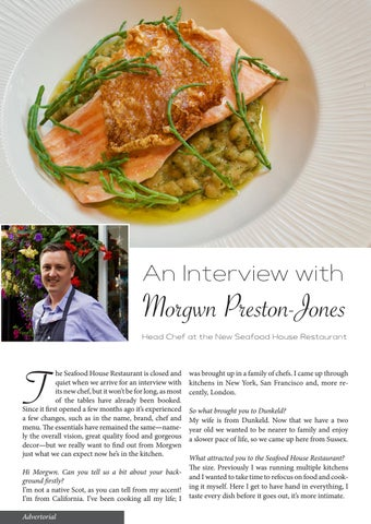 Page 14 of An Interview with Morgwn Preston-Jones