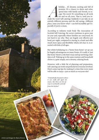 Page 49 of Top Tips on Self-Catering Holidays, for Mums