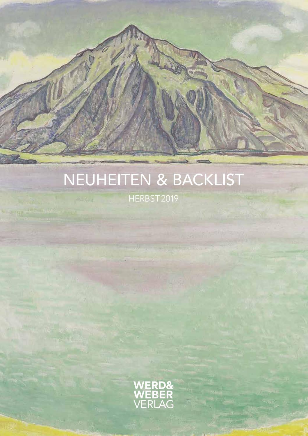 Verlagsprogramm Herbst Nachdruck By Annette Weber Issuu
