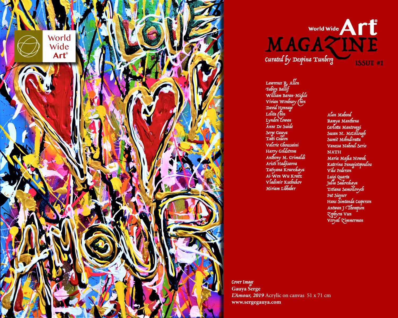 Worldwide Art Magazine 1 By World Wide Art Books Issuu