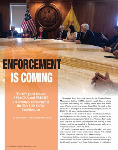 Page 6 of Enforcement is Coming