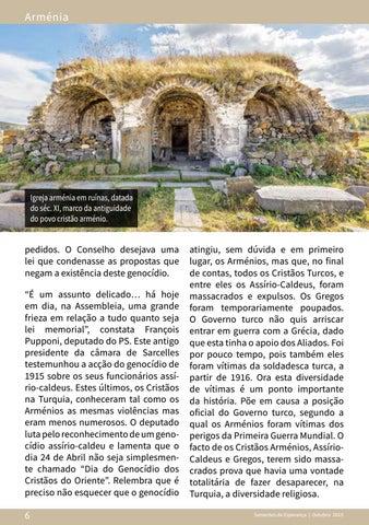 Page 6 of O GENOCÍDIO DE 1915, UMA DATA PARA SER RECORDADA