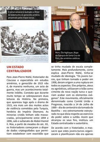 Page 7 of O GENOCÍDIO DE 1915, UMA DATA PARA SER RECORDADA