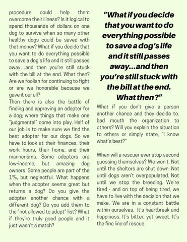 Page 15 of the fine line- Peace, Love & Real Talk