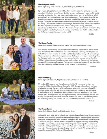Page 19 of Month of the Military Family