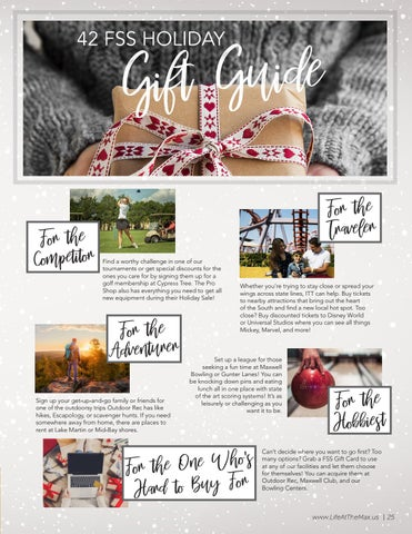 Page 25 of Holiday Guide