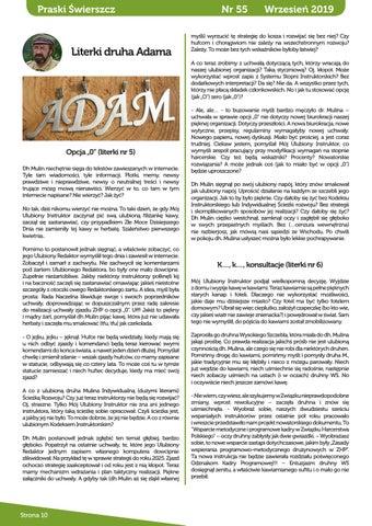 Page 10 of Literki druha Adama