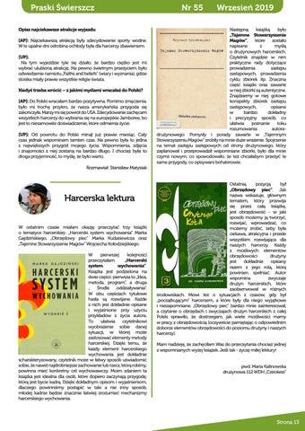 Page 13 of Harcerska lektura