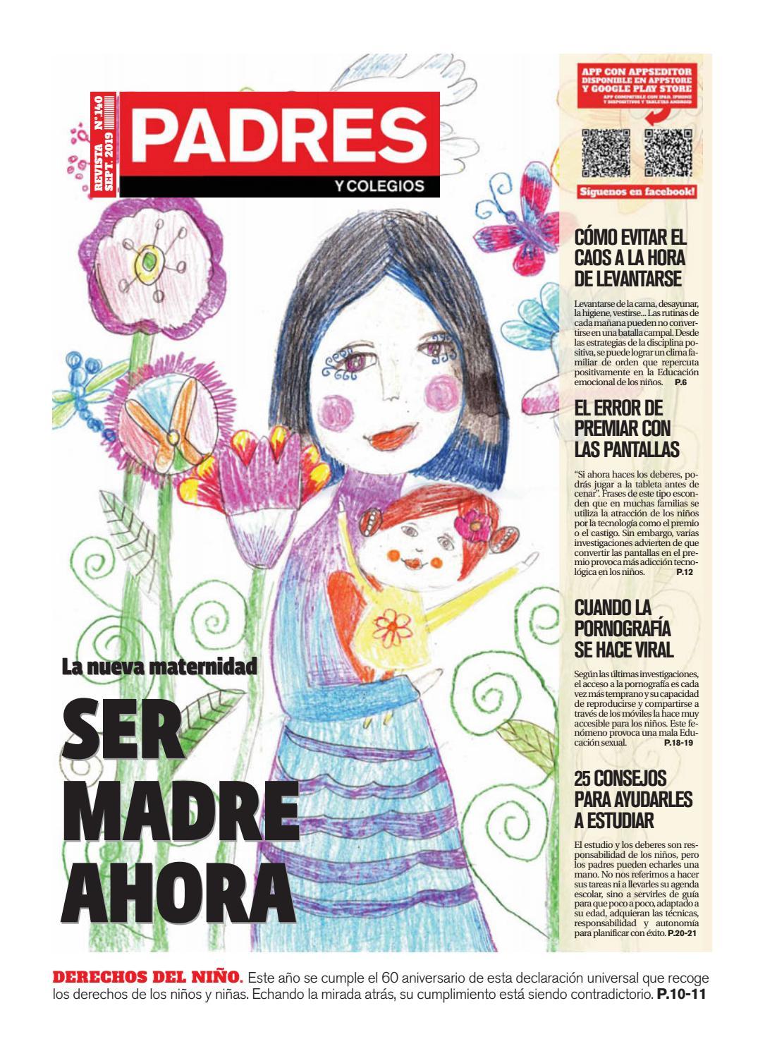 Actrices Porno De Aspecto Infantil padres y colegios nº 140 - septiembre 2019grupo siena