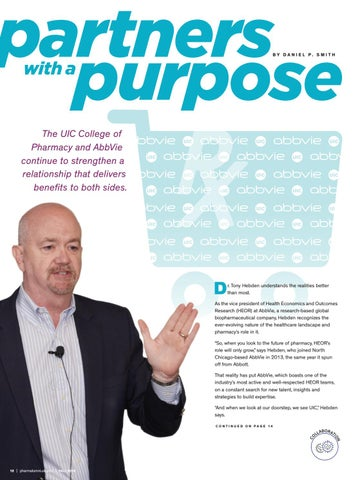 Page 14 of Partners with a Purpose