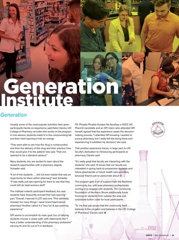 Page 25 of Pharmacy's Next Generation