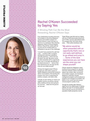 Page 30 of Rachel O'Koren Succeeded by Saying Yes