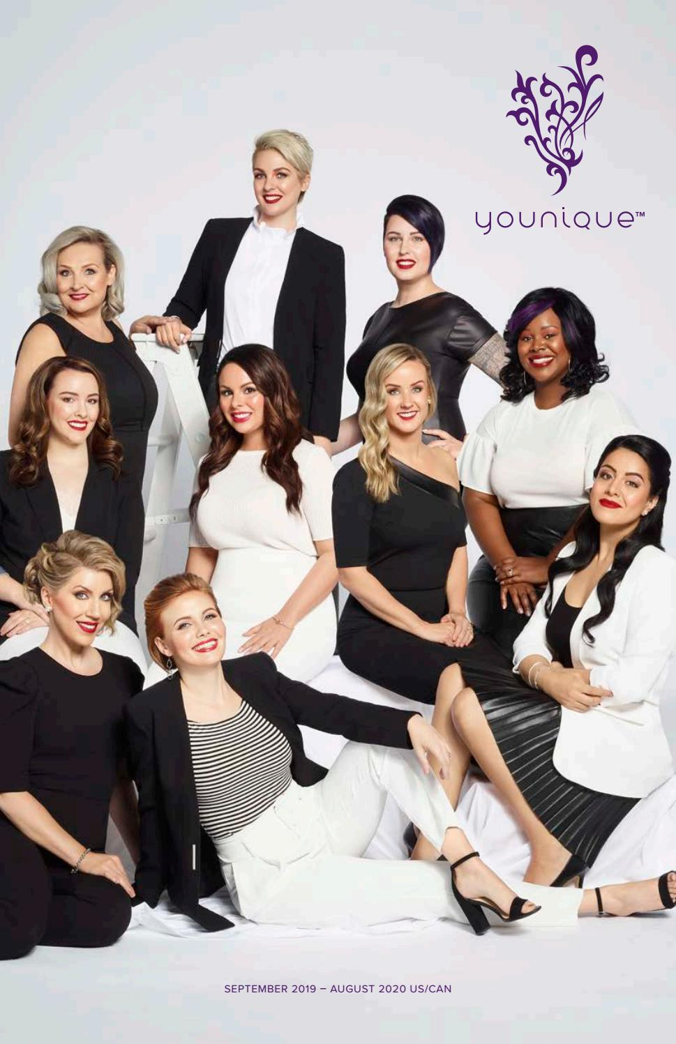 Younique Catalog 2019 By Melissa Seyba Thirty One Independent Senior Consultant Issuu