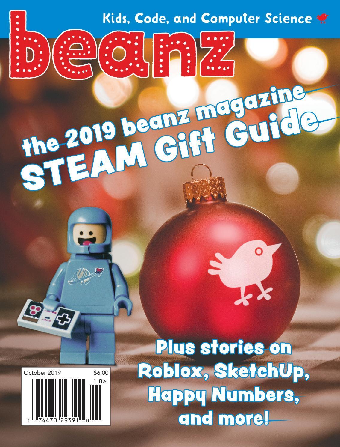Beanz Magazine October 2019 By Beanz Magazine Issuu