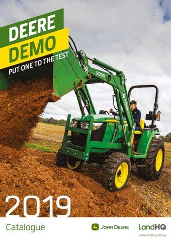 John Deere ROPS For Industrial Equipment Dealer/'s Brochure RPMD