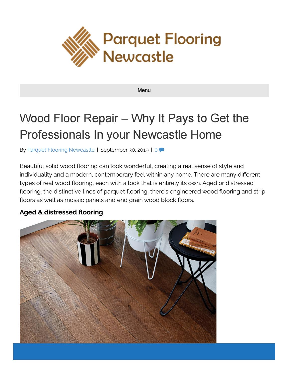 Wenge Oak Solid Wood Flooring wood floor repair – why it pays to get the professionals in