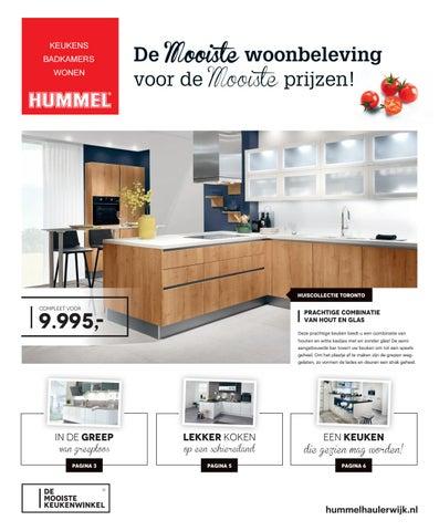 Hummel Krant By Hummel Keukens Badkamers En Wonen Issuu