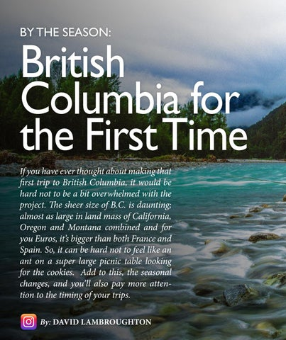 Page 224 of British Columbia for the First Time