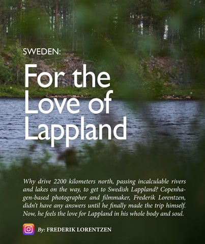 Page 79 of For  the Love of Lappland