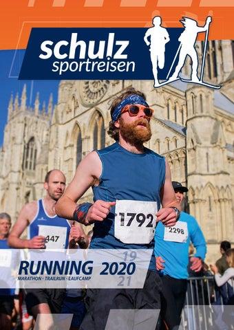 schulz sportreisen Katalog Running 2019 2020 by schulz