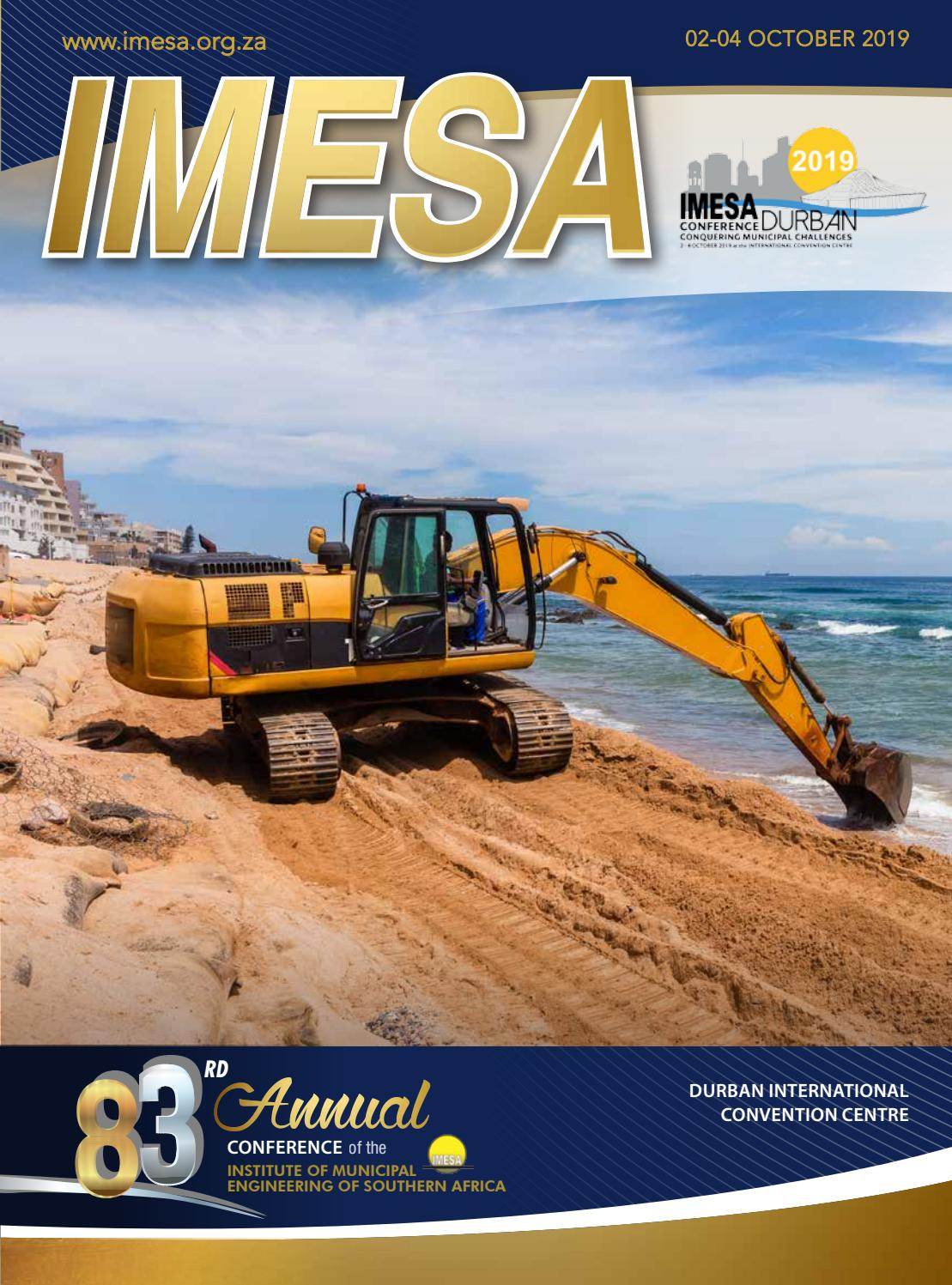 IMESA Conference Proceedings 2019 by 3S Media - issuu