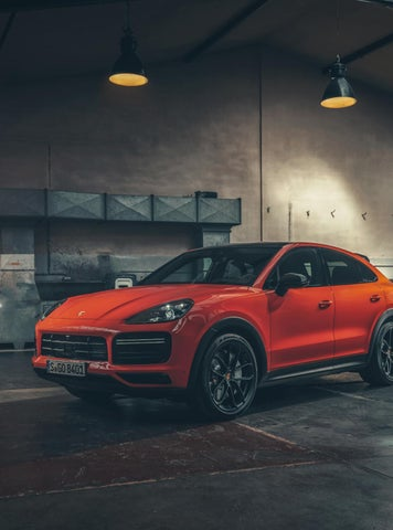 Page 148 of Porsche new Fastback Cayenne prioritises sport over utility