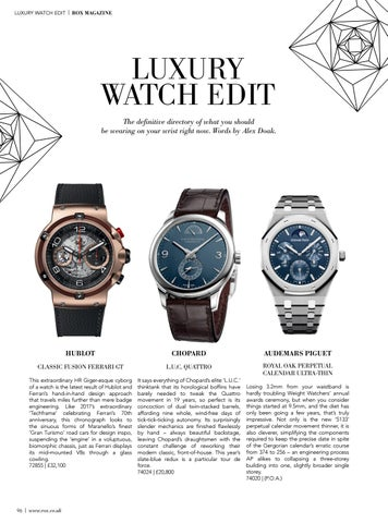 Page 98 of Luxury watch edit