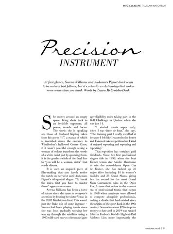 Page 73 of Precision Instrument