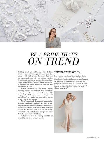 Page 97 of Be a Bride that's on trend