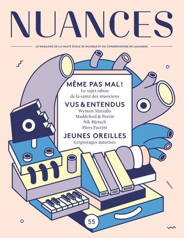 best price great deals 2017 fantastic savings HEMU Nuances 55 - Même pas mal ! by Haute Ecole de Musique et ...