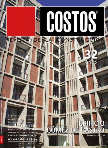Edición 289 Octubre 2019 By Revista Costos Paraguay Issuu