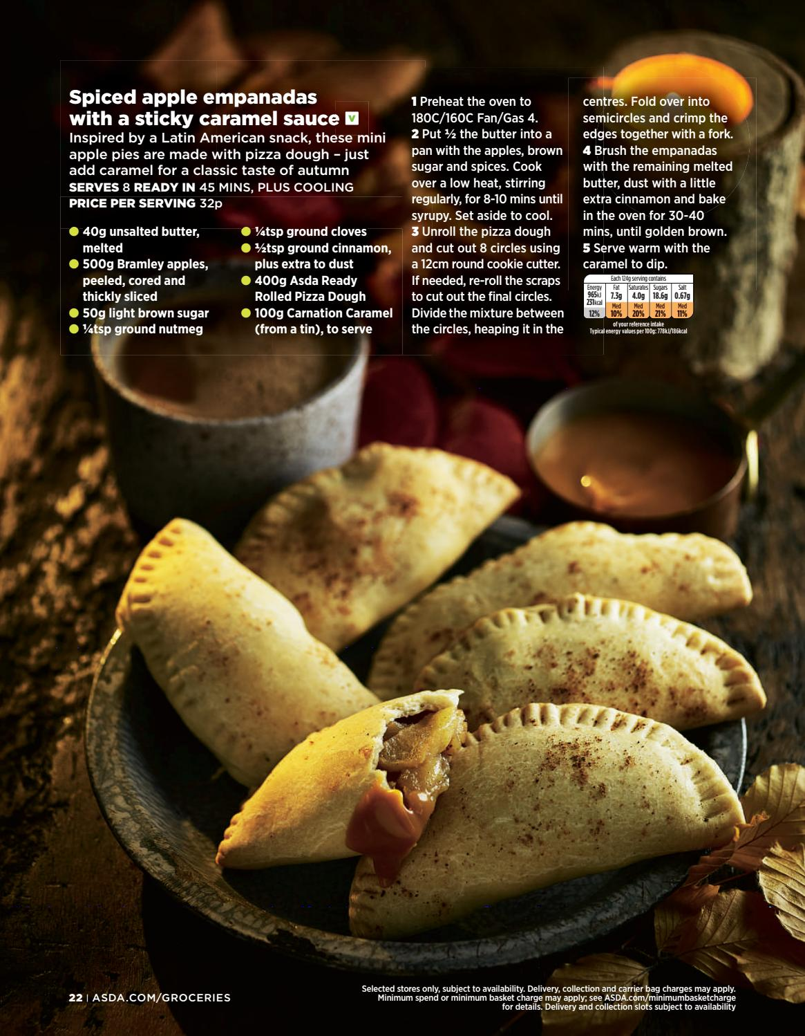 Asda Good Living Magazine October 2019 By Asda Issuu