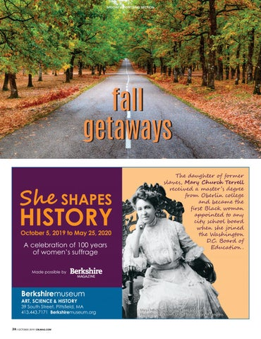 Page 38 of Fall Getaways