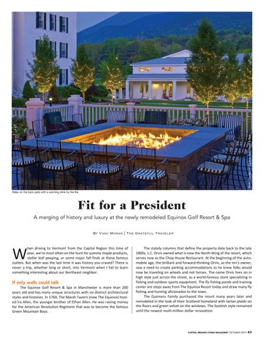 Page 43 of Fit for a President