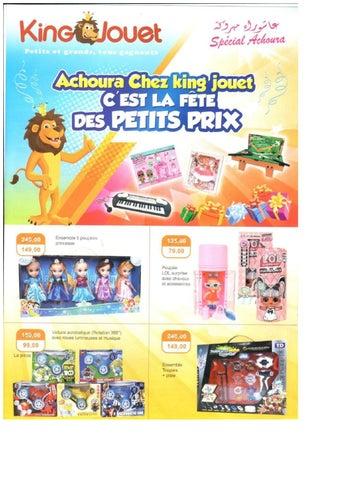 Catalogue King jouet Achoura 2019