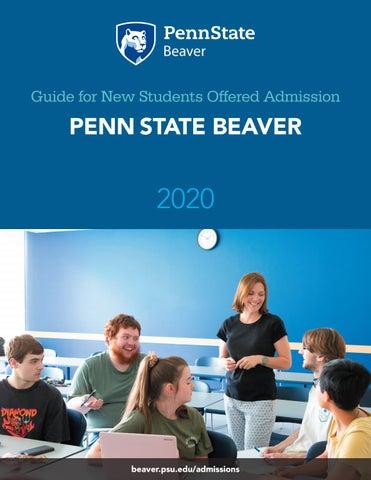 penn state academic calendar 2020