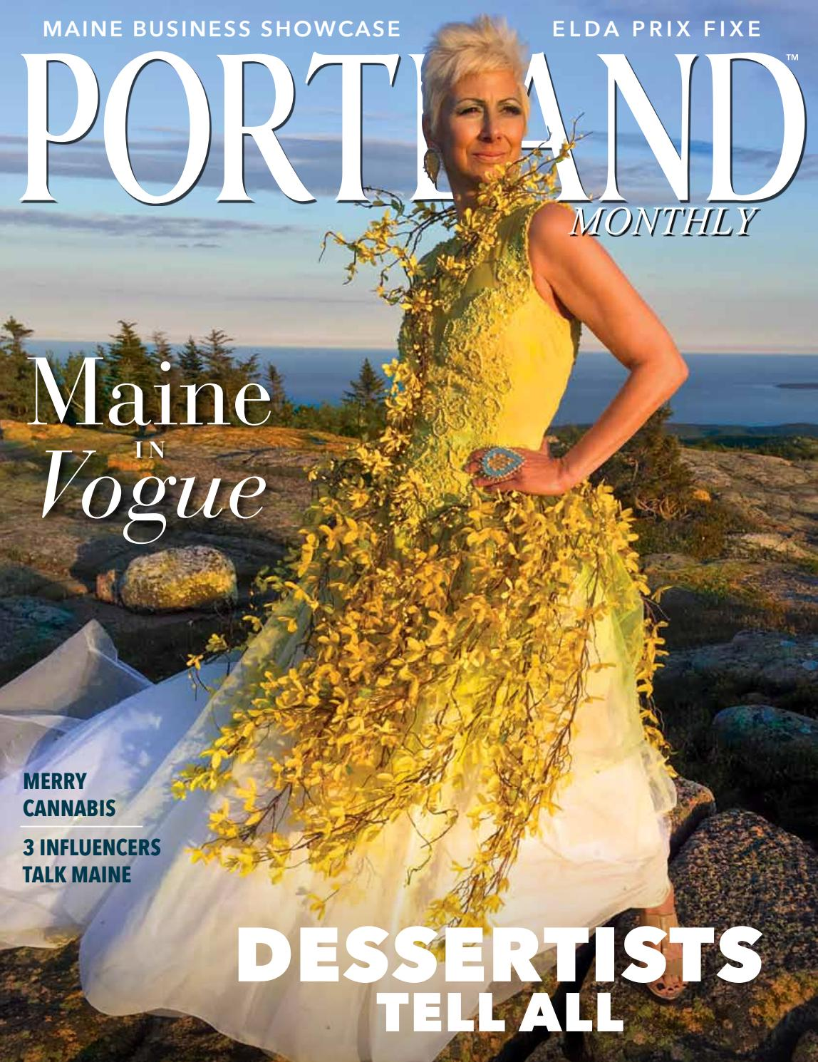 Portland Monthly Magazine Subscription | MagazineLine