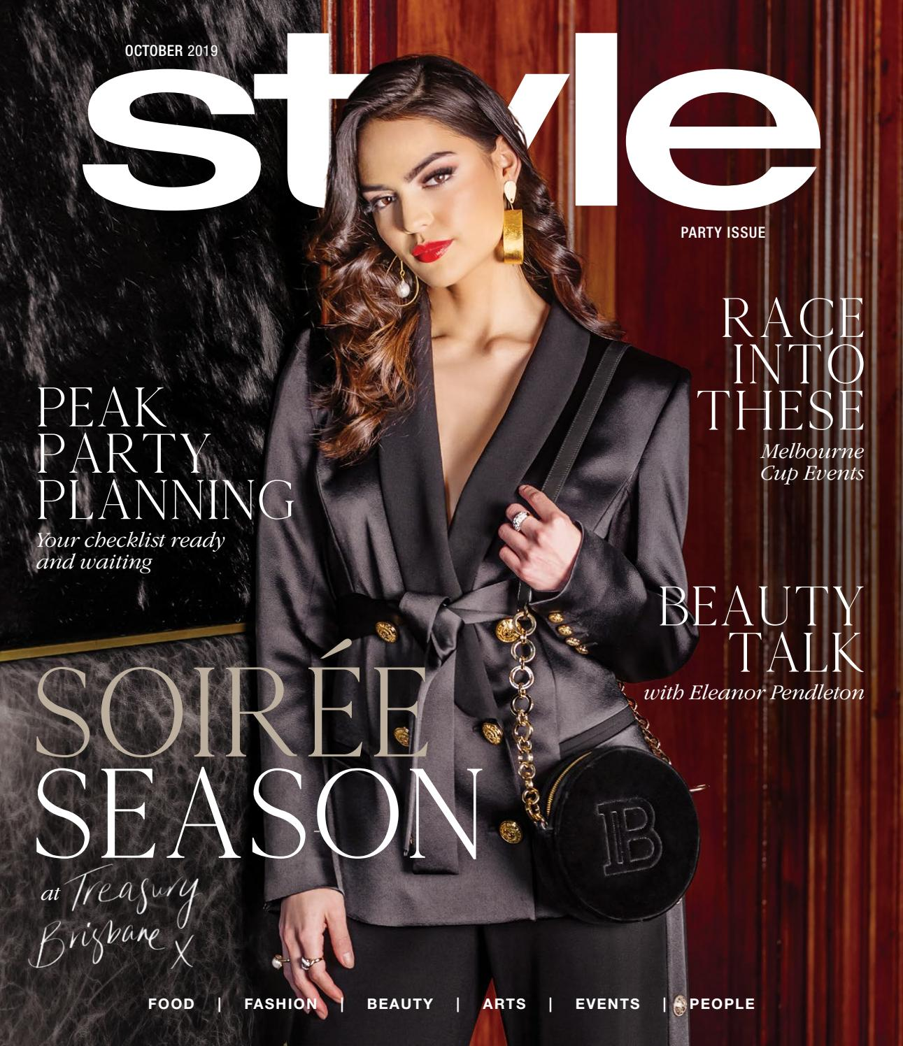 Style   October Issue by Style Media - issuu